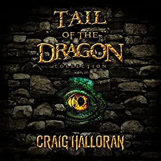 Tail of the Dragon Collector's Edition: Complete Series, Books 1-10 cover art