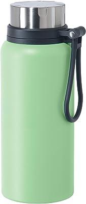 Oggi 8118.11 Terrain Vacuum Insulated Bottle-32 oz, Mint, 32 oz