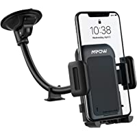Mpow Upgraded Windshield Phone Mount Holder