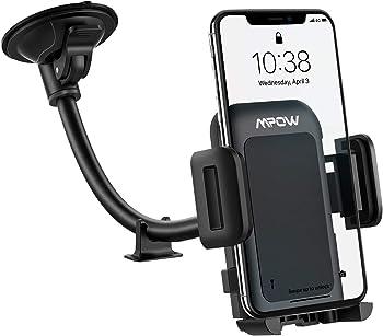 Mpow Windshield Phone Mount Holder