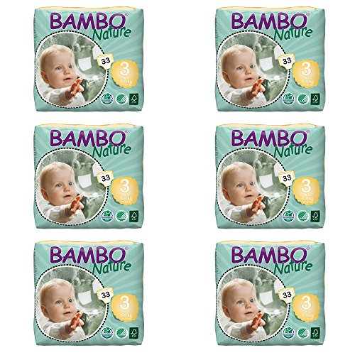 Bambo Nature - Mifi Eco luiers Box (6 Packs)