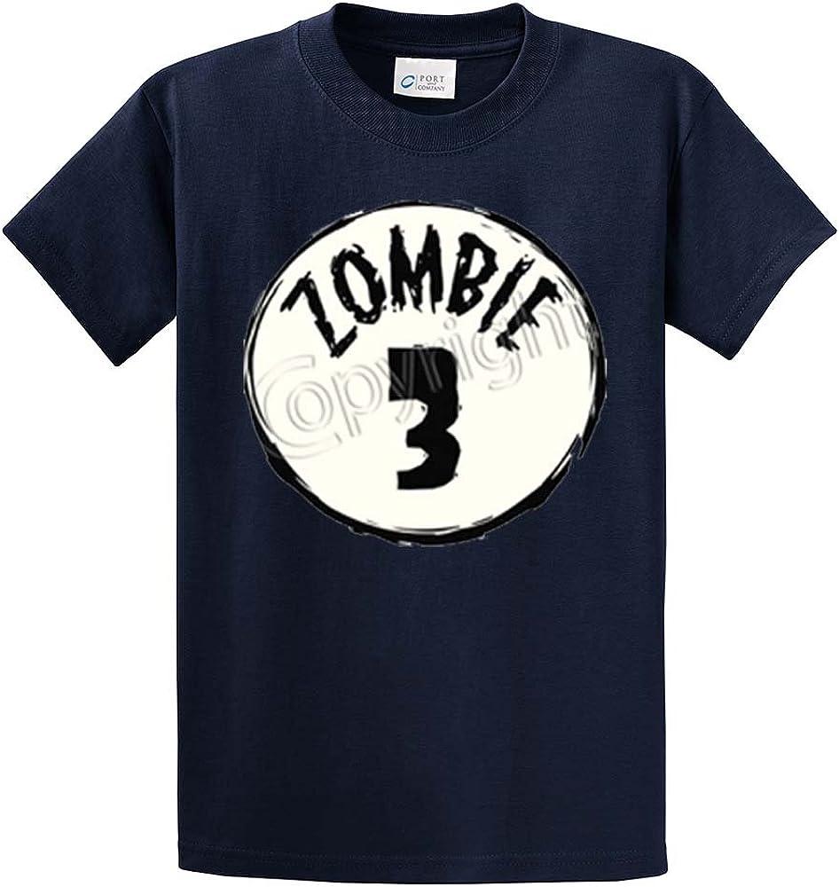 Zombie 3 Printed TEE Shirt