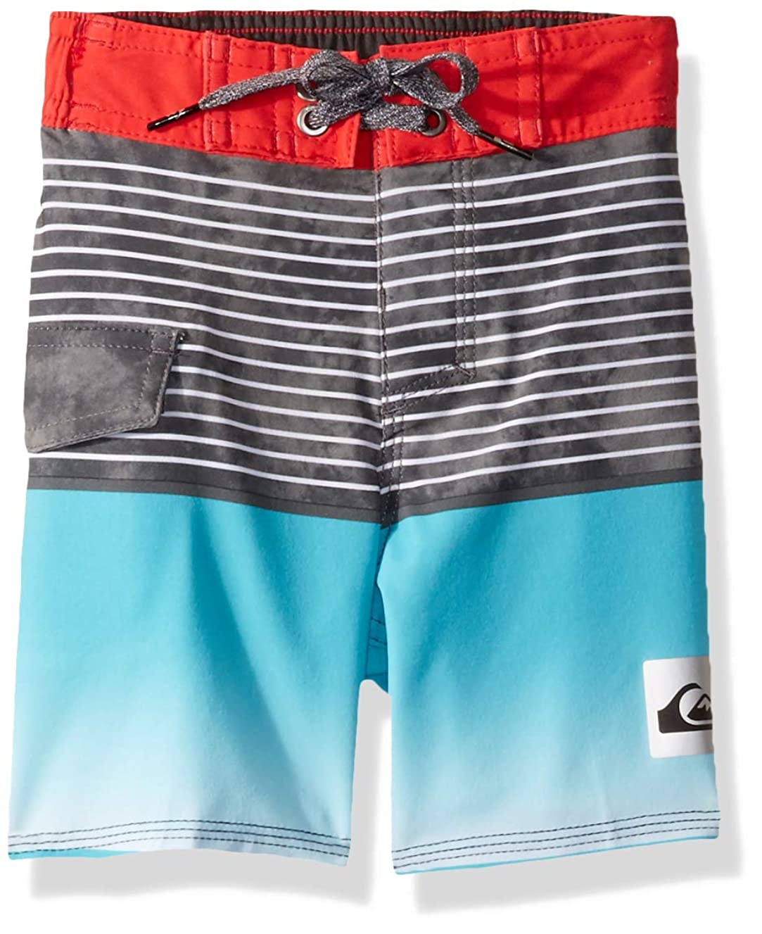Quiksilver Little Highline Slab Boy 14 Boardshort Swim Trunk