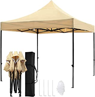 Best 6 x 10 outdoor canopy Reviews