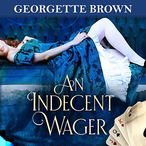 Bargain Audio Book - An Indecent Wager