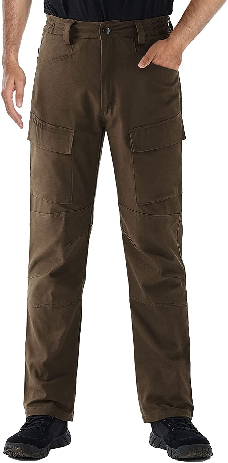 FREEKITE Men's Ripstop Cargo Department store Pants quality assurance Outdoor Waterproo Relaxed Fit