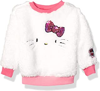 Hello Kitty Girls' 45th Anniversary Fashion Sweatshirt