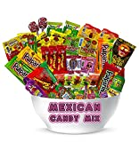 8. Mexican Candy Assortment (32 Count) Variety of Spicy, Sweet, Sour by Look-On