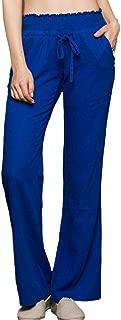 Best royal blue linen trousers Reviews