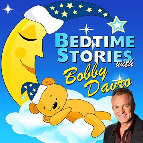 Bedtime Stories with Bobby Davro cover art