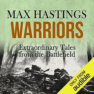 Warriors cover art