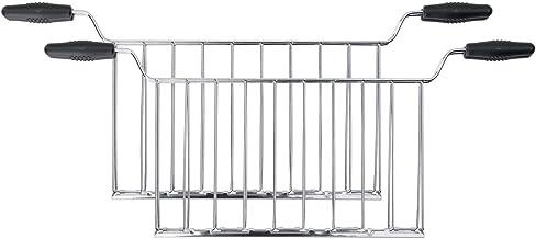 SMEG TSSR02   Accessoires broodrooster 50's Style   Kleur : roestvrij staal
