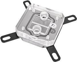 Thermaltake CL-W095-CU00TR-A W3 CPU Water Block Liquid Cooling Systems Transparent