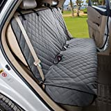 VIEWPETS Bench Car Seat Cover Protector - Waterproof, Heavy-Duty and Nonslip Pet...