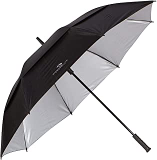 Procella Golf Umbrella Windproof Waterproof - 62 Inch Large Automatic Open Rain & Wind Resistant Vented Double Canopy - Be...