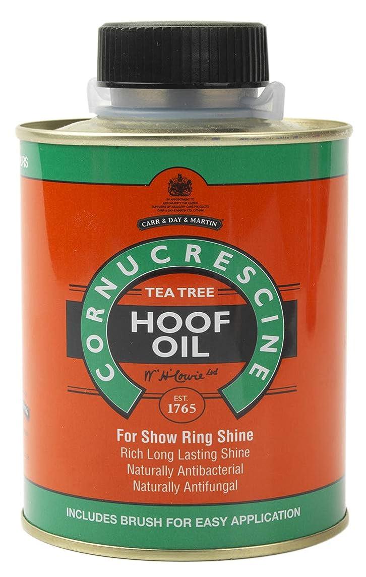 Carr & Day & Martin Cornucrescine Tea Tree Hoof Oil, 500 ml