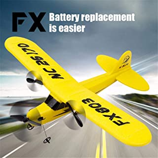 RC Foam Plane EPP Airplane Model Outdoor Glider 2.4G Two-Way Fixed Wings Remote Control Model Planes Kids Gift Toy