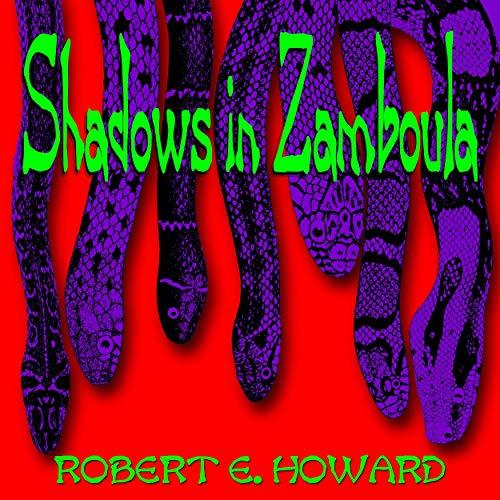 Shadows in Zamboula Titelbild