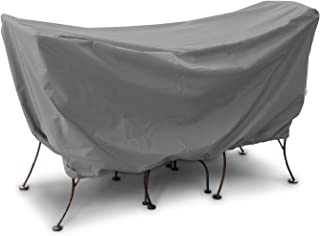 KoverRoos Weathermax 81540 3-Piece Cafe Set Cover, 60 by 30 by 30-Inch, Charcoal