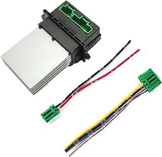 Resistencia de calefacción 6441L2 con cable – Repuesto de motor de calefacción para Scenic II,