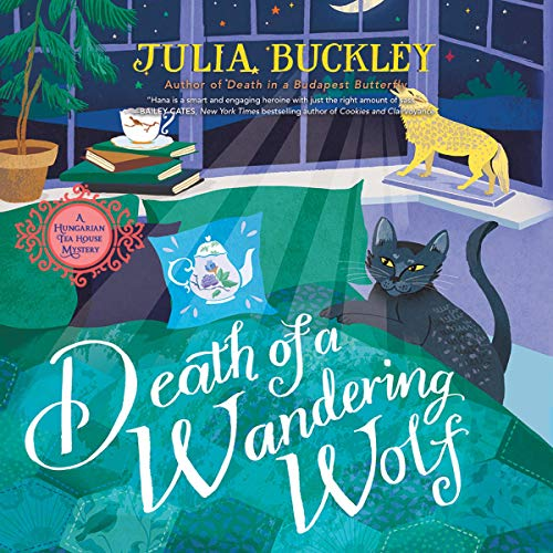 Death of a Wandering Wolf  By  cover art