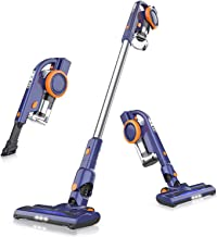 ORFELD Cordless Vacuum, 18000pa Stick Vacuum 4 in 1,Up to 50 Minutes Runtime, with Dual Digital Motor for Deep Clean Whole...