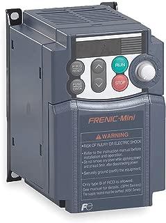 Fuji FRN0001C2S-6U 1/8HP 115V 1Ph In, 230V 3Ph Out, Frenic-Mini VFD Motor Drive