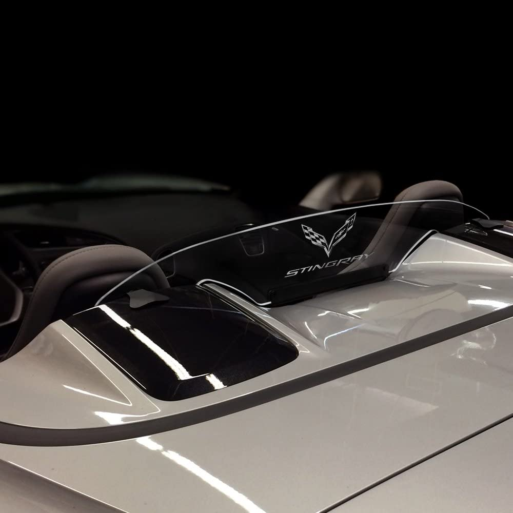 Windrestrictor Wind Deflector Max 58% OFF for Corvette C 2014-2018 Chevrolet New life