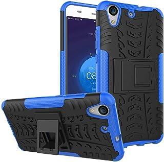 pinlu® Funda para Huawei Y6 II/Honor 5A Smartphone Doble
