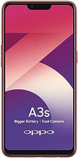 هاتف اوبو ايه 3 اس ثنائي شرائح الاتصال - ذاكرة تخزين 32 جيجا، رام 3 جيجا، شبكة اتصال الجيل الرابع 6.2 Inch