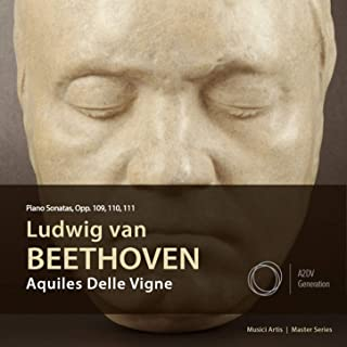 Beethoven: Piano Sonatas opp. 109, 110, 111
