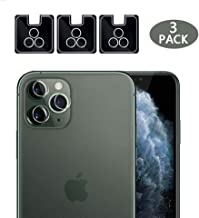 [3 Pack] Jack Doyle Camera Lens Protector for iPhone 11...