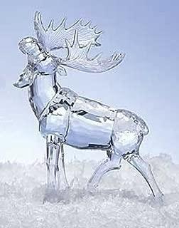 Best crystal moose figurines Reviews