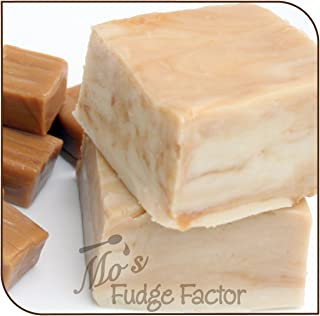 Mos Fudge Factor, Dulce De Leche Fudge 1 Pound