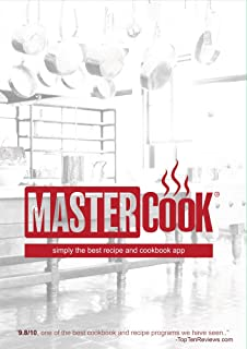 mastercook software