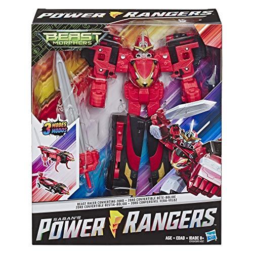 Power Rangers Figura Beast Racer Converting Zord