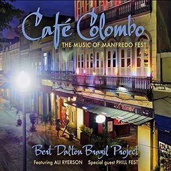 Cafe Colombo (feat. Ali Ryerson & Phill Fest)