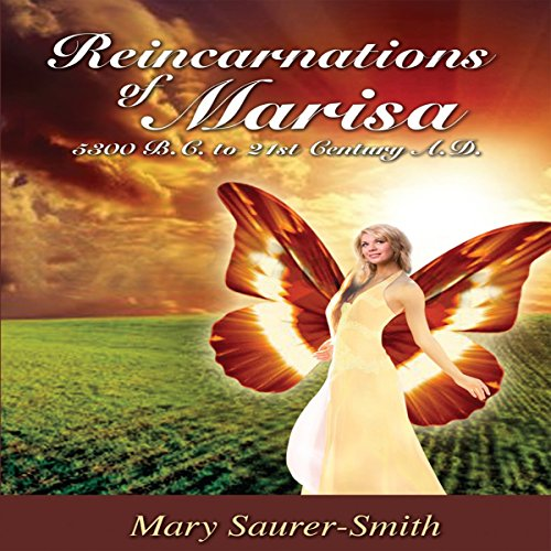 Reincarnations of Marisa audiobook cover art