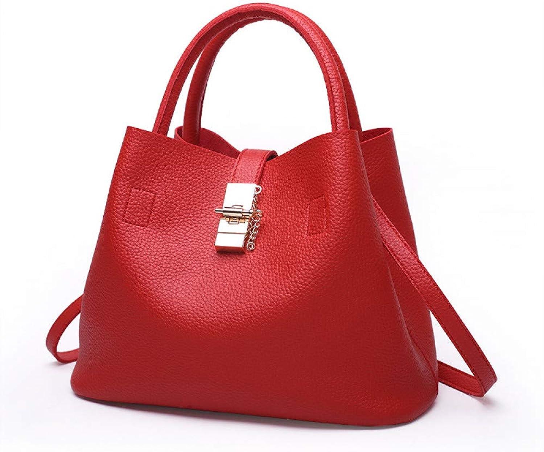 WANGDANDAN Frauen Handtaschen Aus Leder Mobile Messenger Damen Handtasche Pu Leder Diagonal Brötchen Mutter Tasche B07L3N8Q7J  Schön