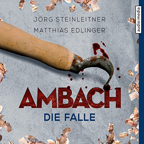 Die Falle audiobook cover art
