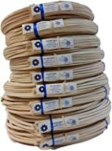 5mm 4mm 5mm or 6mm New 500 Hank of Binding Cane Binder 3 Sizes to Choose from for Baskets Seat Weaving and Wrapping Wicker Furniture