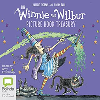 The Winnie and Wilbur Picture Book Treasury cover art