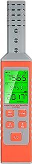 KKmoon USB温湿度レコーダー コンピューター監視 LCD バックライト付き 露点 湿球
