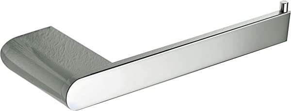 Dawn 96019005BN Contemporary 9601 Series Toilet Roll Holder One Size Brushed Nickel
