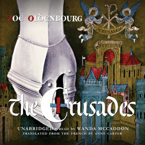 The Crusades  By  cover art