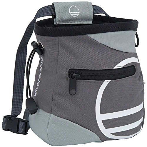 Wildcountry - WILD COUNTRY - Sac a Magnesie - Grand Illusion Chalk Bag Gris