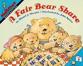 By Stuart J. Murphy A Fair Bear Share (Turtleback School & Library Binding Edition) (Mathstart: Level 2 (Prebound)) [School & Library Binding]