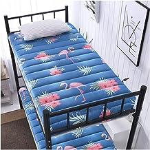 Mattress Tatami Student Dormitory Bed Mat Single Mattress Tatami Mat 5 cm Thickness for Bedroom Sleeping on Floor Mat Fold...
