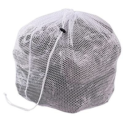 Drawstring Washing Bag Laundry Mesh Saver Net Bag for Washing Machine
