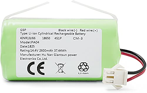 popular eufy RoboVac Replacement Battery Pack, Compatible with RoboVac 11, online 11S, 11S Plus, 11S MAX, 12, 15C MAX, 15C, 30, 30C, 30C outlet sale MAX, G10 Hybrid, Accessory sale